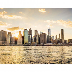 Fototapet SundowninManhattan AS403707 A.S. Création Design Print