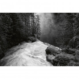 Fototapet Over the Waterfall DD118947 A.S. Création Designwalls